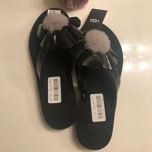 UGG poppy sandals NWT size8